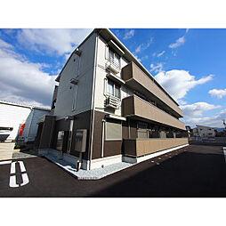 奈良県奈良市神殿町の賃貸アパートの外観