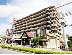 淀川ハイライフマンション[7階]の外観