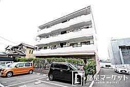 愛知県豊田市美山町1丁目の賃貸マンションの外観