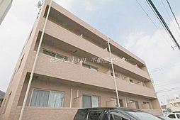 岡山県岡山市南区泉田1丁目の賃貸マンションの外観
