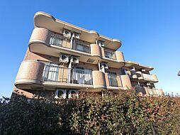 千葉県千葉市若葉区小倉町の賃貸マンションの外観