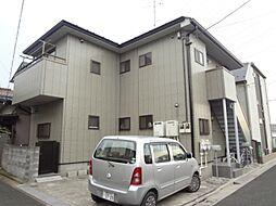 コーポオオヤマ[1階]の外観