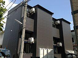 神奈川県大和市柳橋1丁目の賃貸アパートの外観