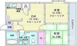 薬師堂駅 6.6万円