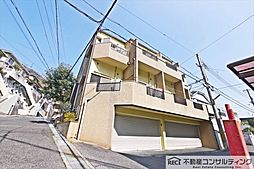 岡本ビラ[2階]の外観