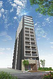 ファーストフィオーレ心斎橋イーストII[10階]の外観