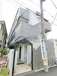 東京都大田区北糀谷2丁目の賃貸マンションの外観