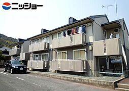 セジュール青木B棟[1階]の外観