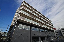 神奈川県横浜市鶴見区獅子ケ谷2丁目の賃貸マンションの外観