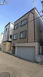 北海道札幌市南区澄川二条4の賃貸アパートの外観