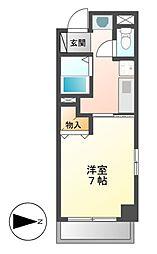 GP栄本町通り[12階]の間取り
