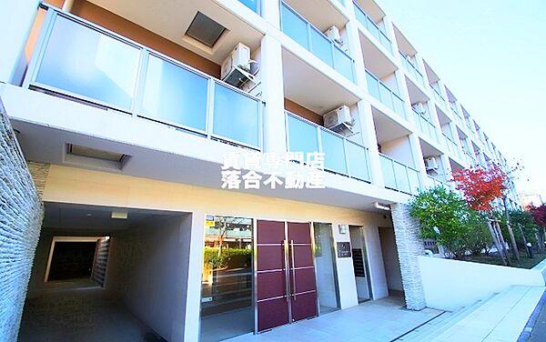 東京都八王子市西片倉3丁目の賃貸マンション