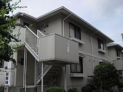 兵庫県神戸市須磨区白川台1丁目の賃貸アパートの外観
