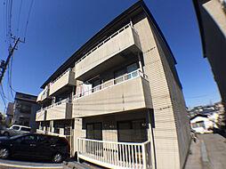 カジュアルプラザA棟[2階]の外観