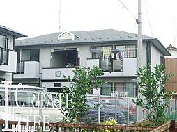埼玉県さいたま市南区松本1丁目の賃貸アパートの外観