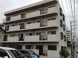宮城県塩竈市新富町の賃貸マンションの外観