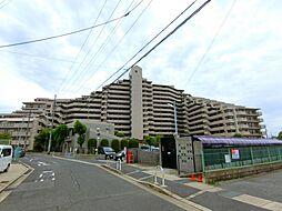 シティパーク北野田[10階]の外観
