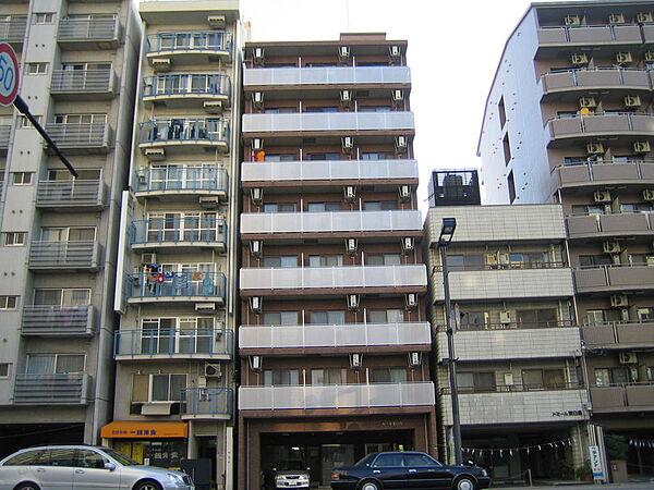 ルミネ東白島 2階の賃貸【広島県 / 広島市中区】