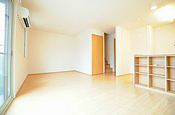 ラシーヌYugawa A棟[101号室]の外観