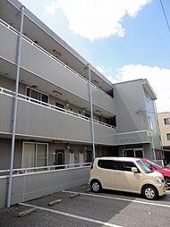 横田ハイツ[201号室]の外観