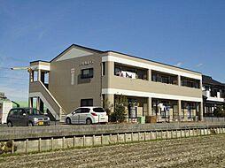 愛知県海部郡大治町大字西條字西之川の賃貸アパートの外観