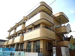 レジデンスラクダザカ[2階]の外観