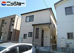 [一戸建] 三重県桑名市新西方5丁目 の賃貸【/】の外観