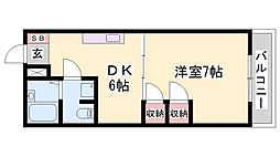 平松駅 3.6万円