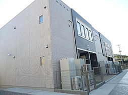 仮)沼津市大岡新築アパート[202号室]の外観