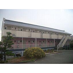 ガーデンハイツ関山[210号室]の外観