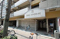 ドール新栄[4階]の外観