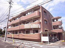 愛知県名古屋市緑区鳴海町字森下の賃貸マンションの外観