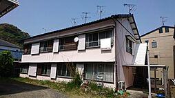 静岡県静岡市駿河区丸子芹が谷町10丁目の賃貸アパートの外観