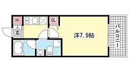 SANKO セントレアーバン[7階]の間取り