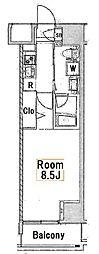 新築 アルテシモラート[5階]の間取り