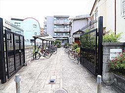 ドリームコート山手町[3階]の外観
