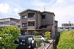 グリーンパーク平城京[1階]の外観