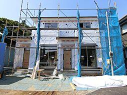 [テラスハウス] 千葉県松戸市紙敷3丁目 の賃貸【/】の外観