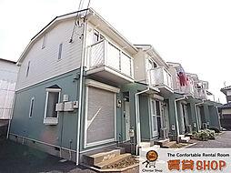 [テラスハウス] 千葉県船橋市前原東2丁目 の賃貸【千葉県 / 船橋市】の外観