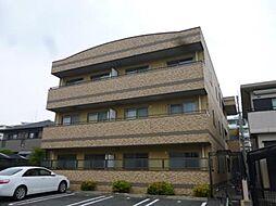 兵庫県尼崎市武庫元町3丁目の賃貸マンションの外観