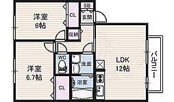 木津駅 5.2万円
