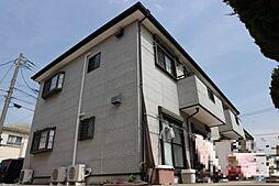 ハイツ山田2[2階]の外観