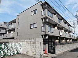 東京都世田谷区粕谷4の賃貸マンションの外観