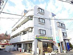 神奈川県横浜市泉区中田南1丁目の賃貸マンションの外観