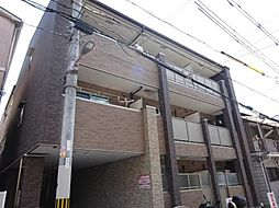 ラ・カーサ西加賀屋[102号室]の外観