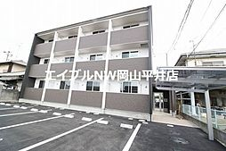 JR山陽本線 高島駅 徒歩21分の賃貸アパート