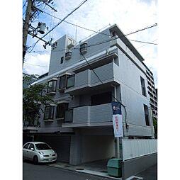天王寺タウンハウス[3階]の外観