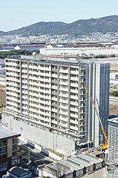 ウィングス八幡駅前新築[14階]の外観