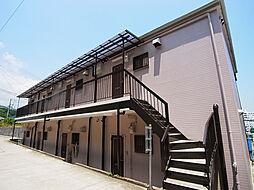 兵庫県神戸市長田区明泉寺町2丁目の賃貸アパートの外観