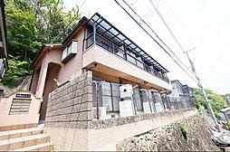 兵庫県宝塚市月見山1丁目の賃貸アパートの外観